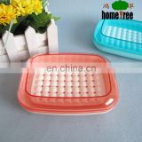 Hot! Refreshing Demountable Cleaning Box For Soap Square Travel Soap Box