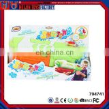 Factory eco-friendly ABS summer games toy realistic water gun for kids