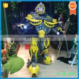 Cool Movie Cosplay Bumblebee Costume Armour