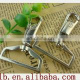 snap hook clip swivel 2013 hot sale wholesale silver/brass/gold stainless steel safety climbing snap hook