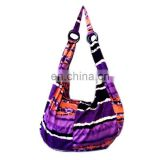 ladies colorful shoulder bags with long handles,college girls shoulder bags,fabric shoulder bags