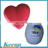 Heart shape PU stress ball/Brain shape or customized shape with your branding wholesale from China