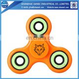 Cheap promotional custom spinner hand with logo