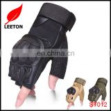 Factory supply Fashion CS sport climbing mountain half finger glove