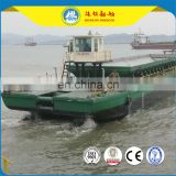 Sand Carrier Ship Capacity 300ton in river For Sale China