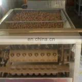 High Quality hawaii nut tapping machine Nuts shell broken machine