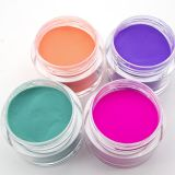 The new fashion dip powder private label dipping acrylic powder glaze powder dip