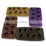 food grade silicone ice molds for coffee bean, ice cubes, ice making,