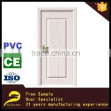 China supplier modern pvc bathroom door design