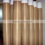 Hot sale supply good quality non-stick ptfe coated fiberglass mesh fabric with ROHS certificate