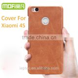 2016 New MOFi Case Cover for Xiaomi Mi 4S, Xiaomi 4S, 6 Color PU Leather Back Cover for Xiaomi Mi4S
