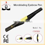 Classical Style embroidery tattoo manual pen / Disposable Microblading Eyebrow Pen