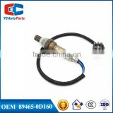 89465-0D160 894650D160 Oxygen Sensor Lambda Probe O2 Sensor Air Fuel Ratio Sensor For Toyota Soluna Vios, Vios