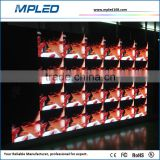 Gas price/promotion price aluminum materia led billboard high quality/high gray level/high refresh rate