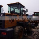 CLC930 3T mini wheel loader used Liugong CLC930 3t small capacity wheel loader second hand Liugong CLC930 3t