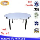 metal frame dining room plywood top luxury rectangle buffet folding banquet table in restaurant furniture                                                                                         Most Popular