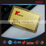 MDM2 Professional quality metal business card