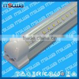 Aluminum Lamp Body Material and LED Light Source High Quality 4ft/5ft/6ft/8ft V Shape T8 Led Tube