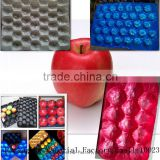 INQUIRY ABOUT 29x49cm/39x59cm PP Plastic Thermoformed Inner Packaging Tray For Fruit Tomato Peach Kiwi