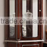 AC-6014 high quality solid wood one door decoration cabinet