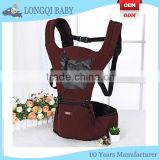 YD-TN-040 wholesale softtextile cooler baby carrier sling backpack pattern