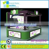 Good materials are used for coffee shop kiosk designs coffee shop counter coffee kiosk for sale