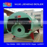 wns heavy oil fired steam/hot water boiler
