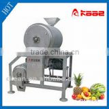 mango pulping machine/mango puree machine