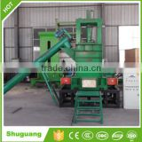 Low cost vertical packing machine wood sawdust block making machine                                                                         Quality Choice