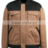 Polyester Cotton Canvas Working Jacket