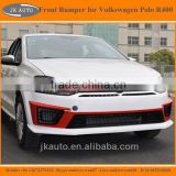 New Arrival High Quality Front Bumper for Volkswagen Polo R400 Hot Selling Front Bumper Guard for VW Polo R400