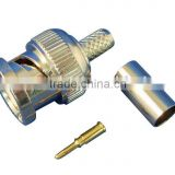 CRIMP FOR RG58 CABLE BNC MALE CONNECTOR