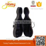 High Grade Light Foam Convenience Cello Case With Wheel Factory