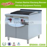 (BN900-G806) Cosbao Full Stainless Steel Lava Rock Grill Equipment For Restaurant/commercial gas grill