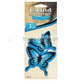 Wholesale butterfly-shaped paper car air freshner for car                                                                         Quality Choice