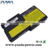 Rechargeable 8 Cells Replacement Laptop Battery for Lenovo Thinkpad R32 R40 02K6928 02K7057 02K7056 02K7058