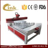 cnc router 1218/LINK cnc wood router/Good working effort cnc router wood carving machine for sale