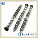 Flat Head Stainless Steel Wood Screws