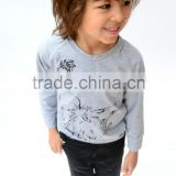 Famous American children's wear brand latest styles of boys shirts Come from Guangzhou manufacturer