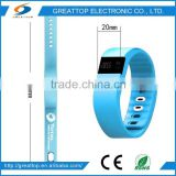 Hot-Selling High Quality Low Price tw64 bluetooth smart wrist band bracelet watch health pedometer