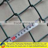 Plastic covering for chain link fence -PVC coated/Galvanized-Direct factory Skype amyliu0930