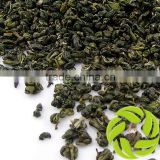 Premium new harvest Chinese lv zhu cha green tea gunpowder green tea