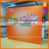 2015 flat straight backdrop exhibition stand , trade show equipement , exhibition equipment
