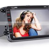 "8"" Car DVD/GPS Player professional gps MAP Bluetooth For VW GOLF 5 6 PASSAT CC TIGUAN Sharan EOS Scirocco"