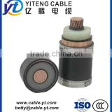High/ Medium Voltage Power Cable 6/10KV CU/XLPE/PVC(or PE) Power Cable Wire Price 3*25/70/95mm2