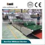 Semi-auto paperboard laminator machine/Professional corrugated carton manufacturing machinery