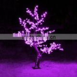 Mini Pink Cherry Blossom Tree Light Garden Display