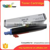 KATUN TYPE compatible toner cartridge for canon                                                                                                         Supplier's Choice