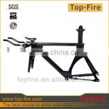 Hot demand! 2014 the most popular time trial carbon fiber frame set, carbon frame for sale