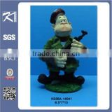 home best gift soldier new year zodiac monkey resin statues